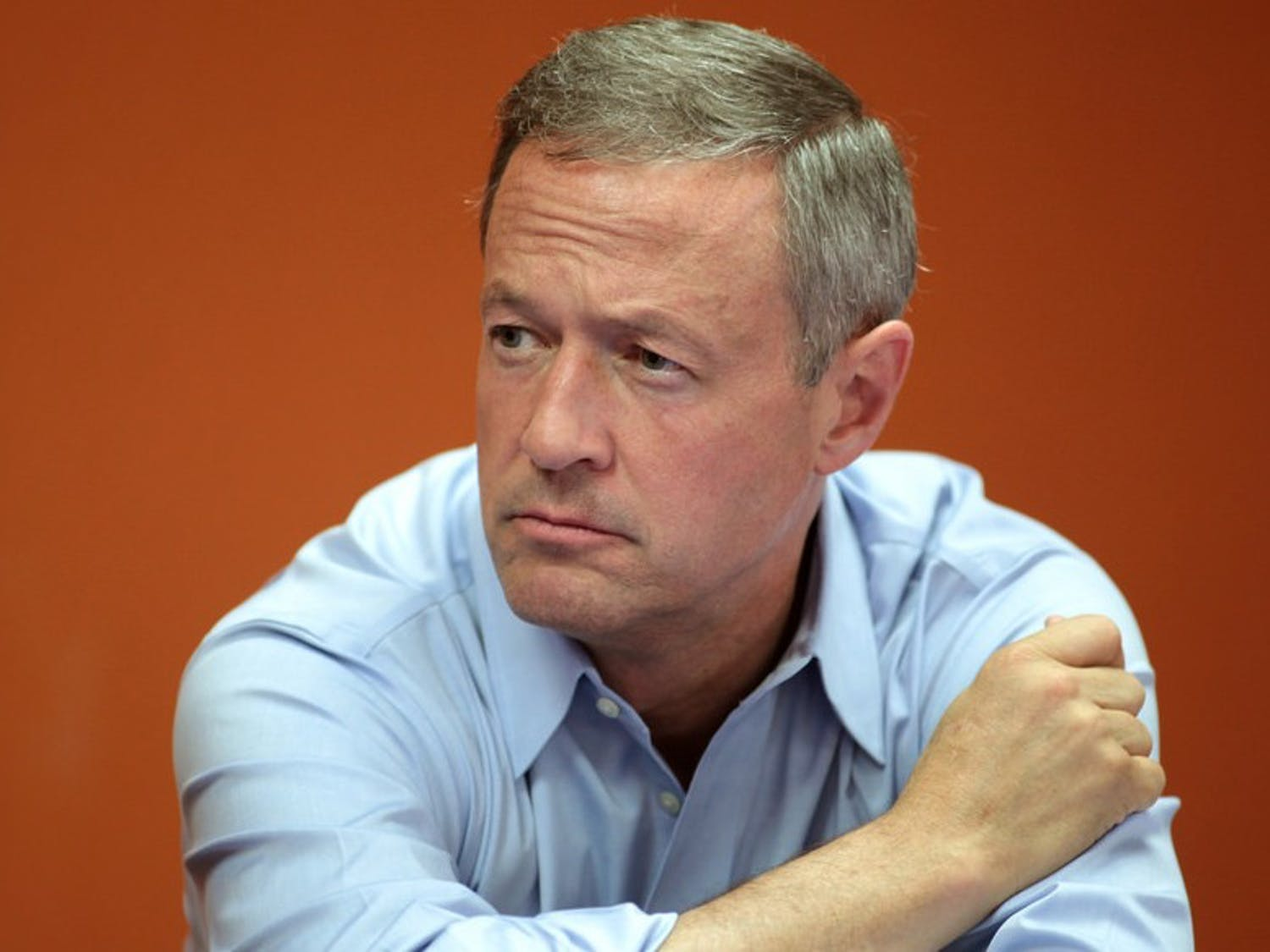 Former Maryland Gov. Martin O'Malley exited the presidential race after a loss in the Iowa caucus.