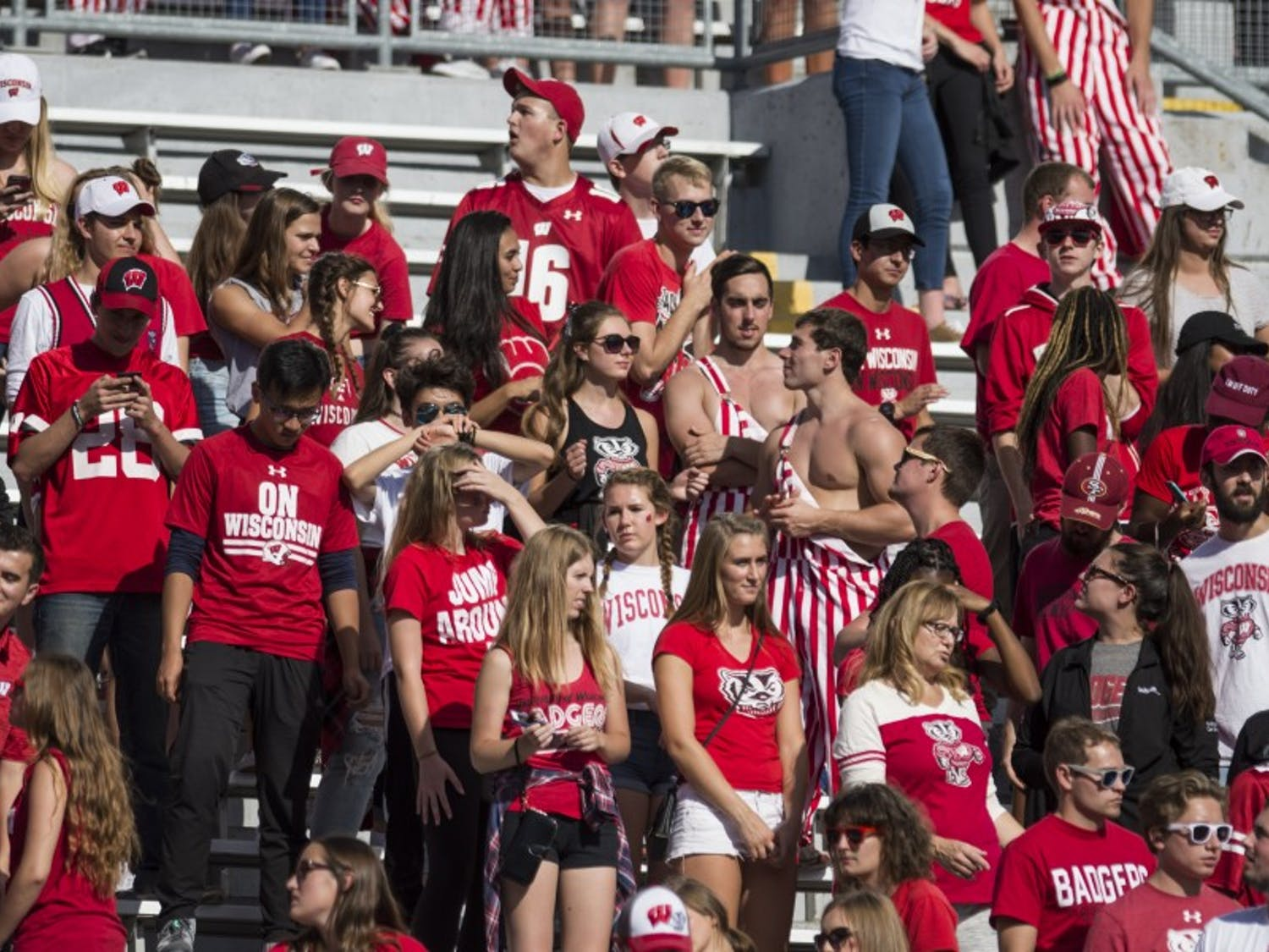 UW-Madison Athletic Director Barry Alvarez hopes to increase student section attendance at kickoff for Badger football games.