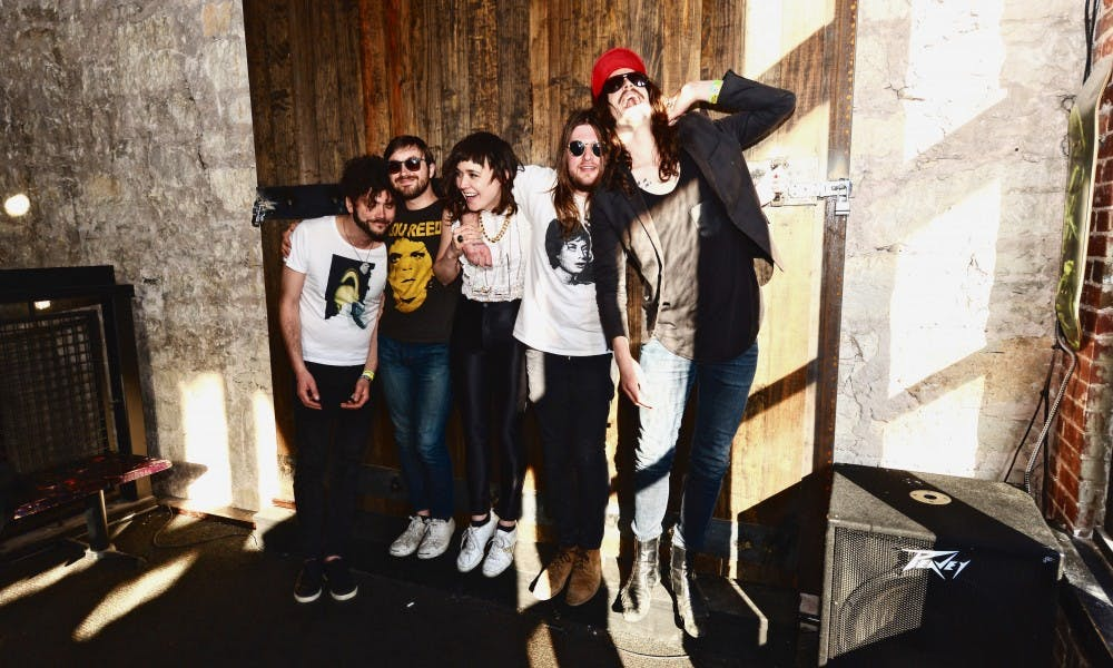 <p>Milwaukee band&nbsp;GGOOLLDD will perform at the Majestic Theatre this fall.</p>