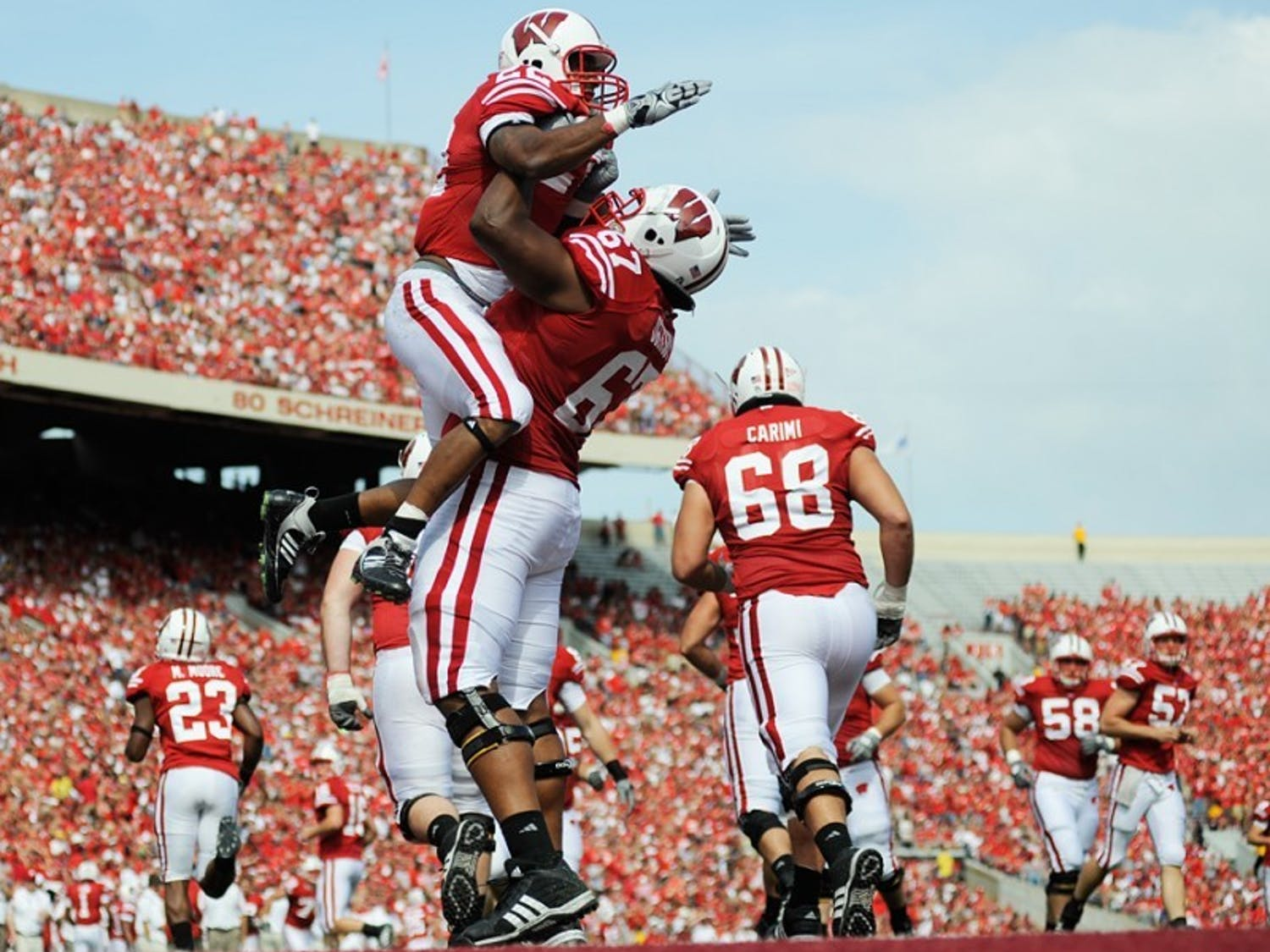 Badgers try for road upset in Columbus