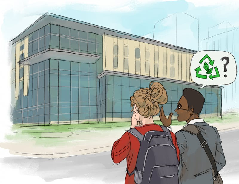 LEED certification strives to make buildings greener based on silver, gold and platinum certifications — but are building standards becoming greener or just golder?