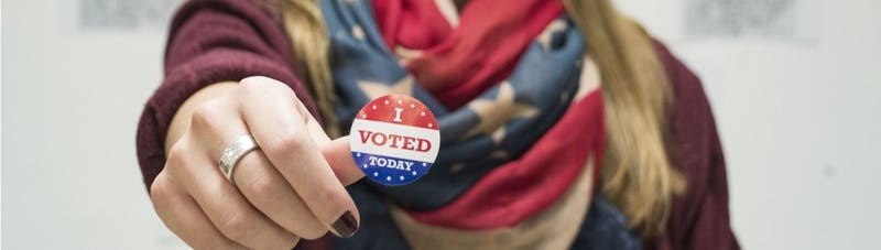 Going To Polls In Madison Felt Like >> Voter Id Laws Unfairly Impact Students The Daily Cardinal