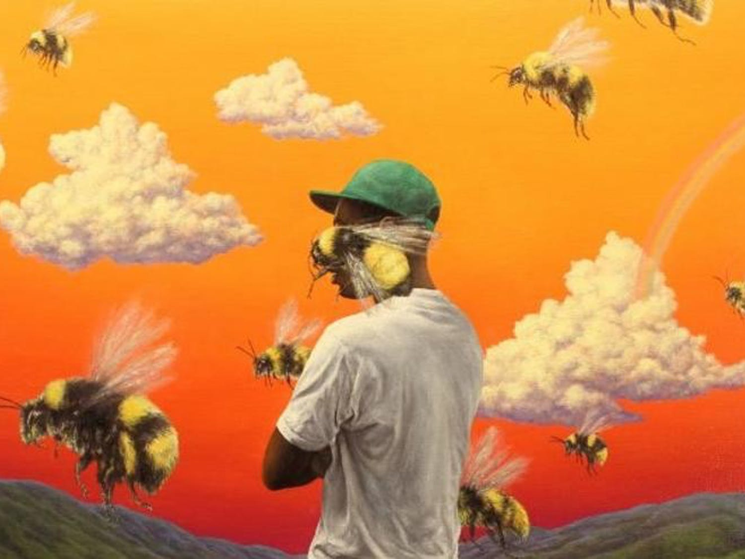 Tyler, theCreator's fourthalbum, Flower Boy, proved to be one of the best record releasesof the summer.