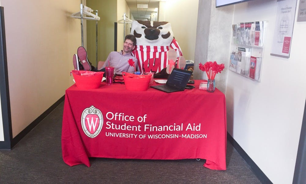 UW-Madison offers a lot of financial aid opportunities, but promoting the programs has proven to be difficult.
