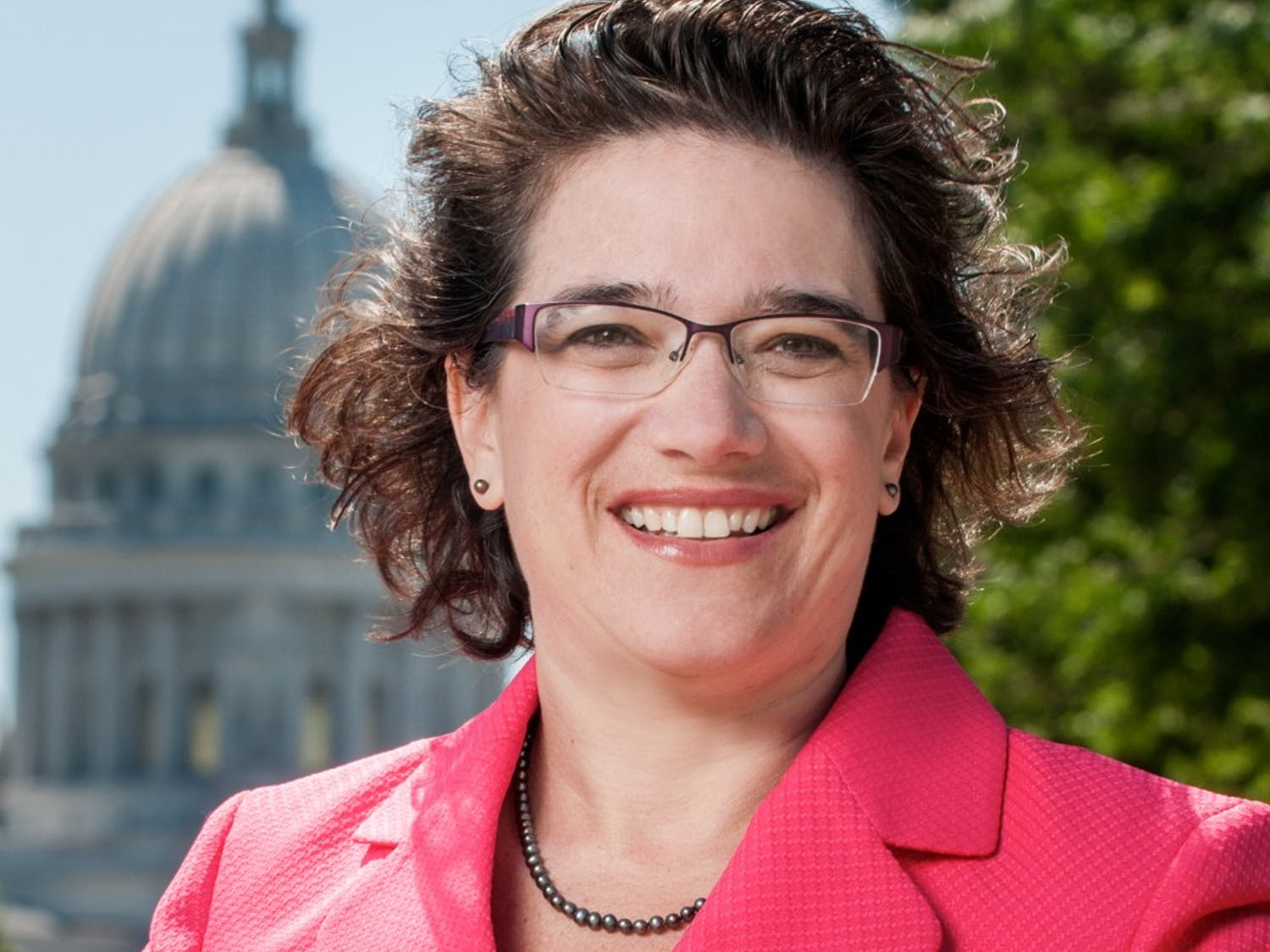 State Rep. Melissa Sargent, D-Madison, is calling for an increase in financial aid to help in-state students graduate debt-free.