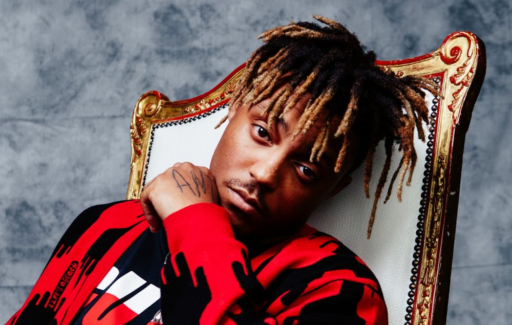 <p>Born Jarad Anthony Higgins, Juice Wrld's most recognized works include 'Lucid Dreams' and 'Robbery.'&nbsp;</p>