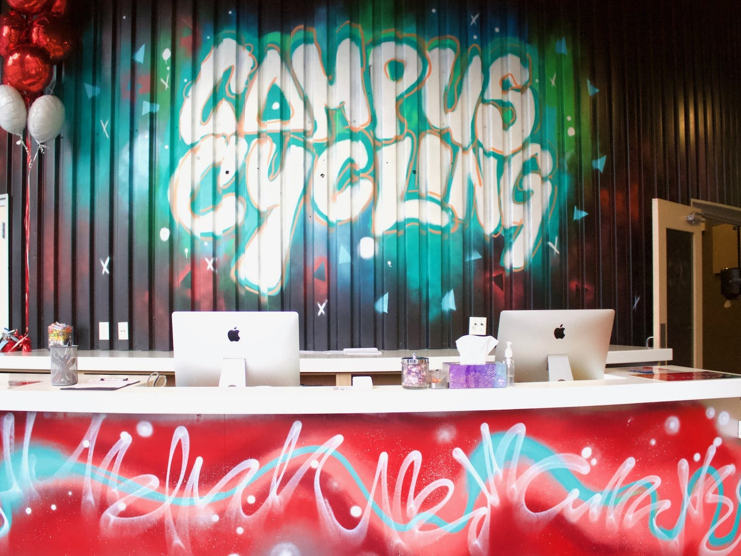Following Cyc's abrupt closure in September, avid spinners and instructors banded together to create Campus Cycling, a new spinning studio temporarily located at Cyc's former location.