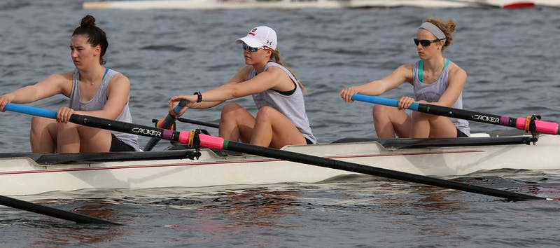 Lauren O'Connor is a senior on the rowing team - but she won't be able to compete in her last eligible season this spring, and won't get the chance to return and compete next year.
