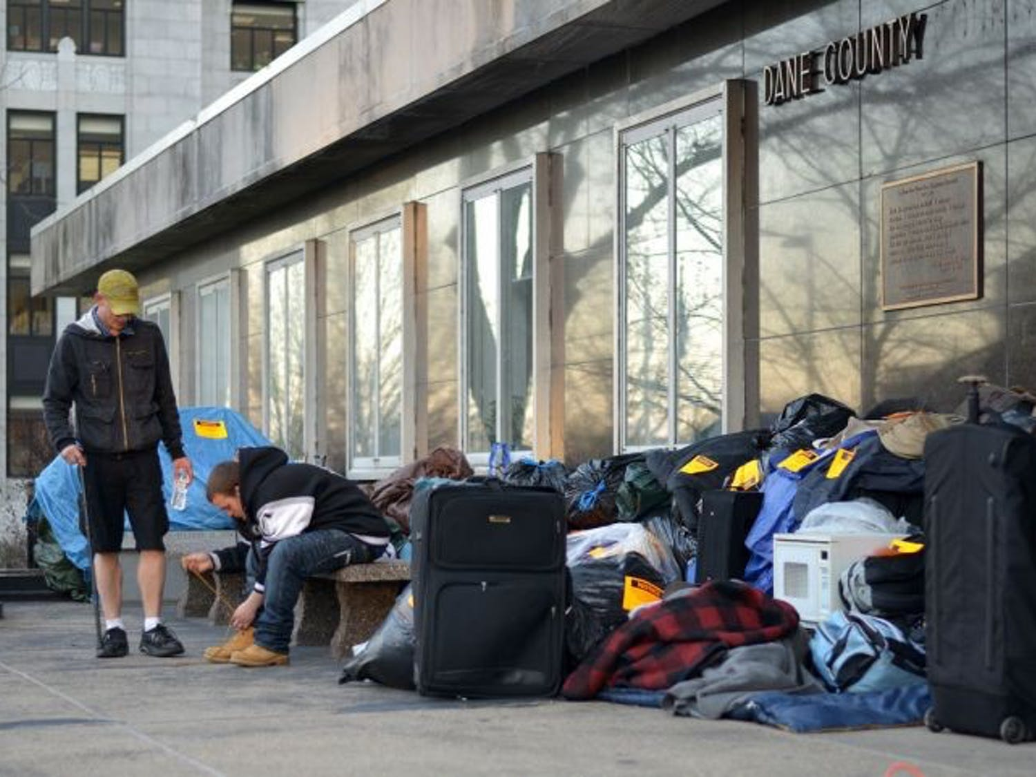 The state's Interagency Council of Homelessness released a plan outlining their efforts to combat homelessness across Wisconsin.