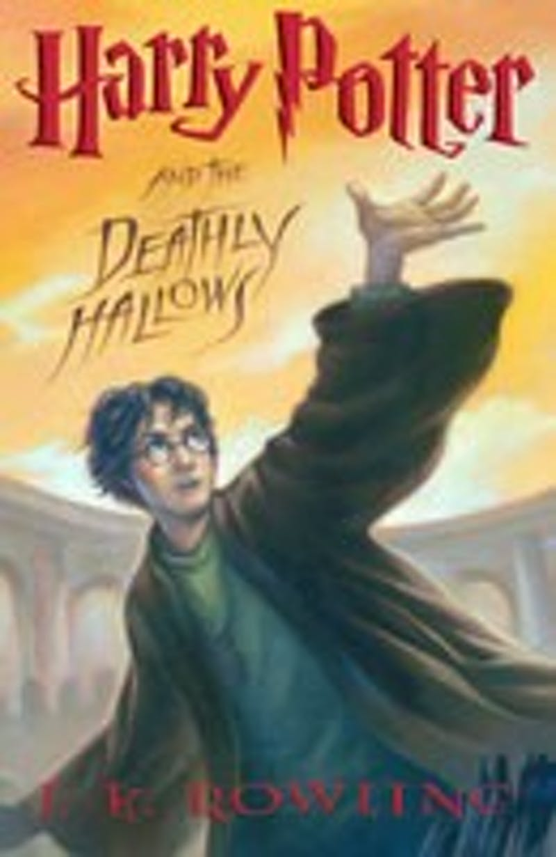 Harry Potter series shows maturity and growth with 'Deathly Hallows':