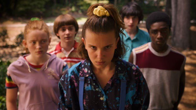 """Eleven and the gang are back in the newest season of Netflix's mega-hit original show, """"Stranger Things."""" The third season was added to the streaming service on July 4."""