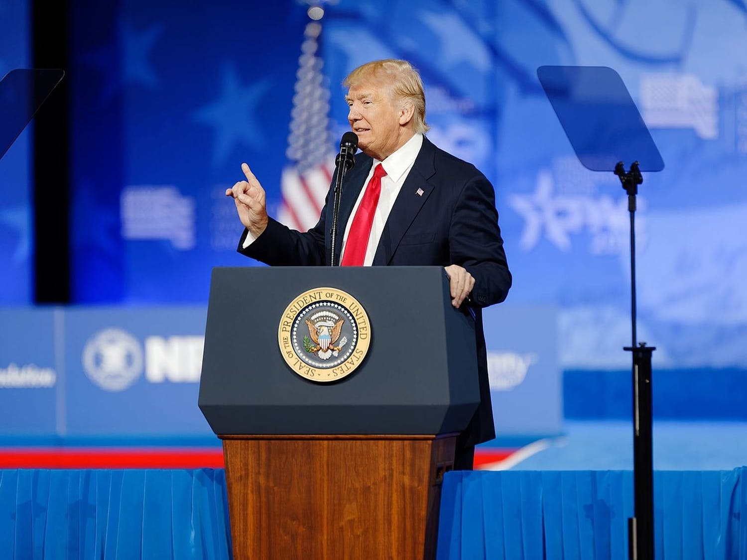 Trump's showing in the first presidential debate only added to his extensive record of name-calling and othering.