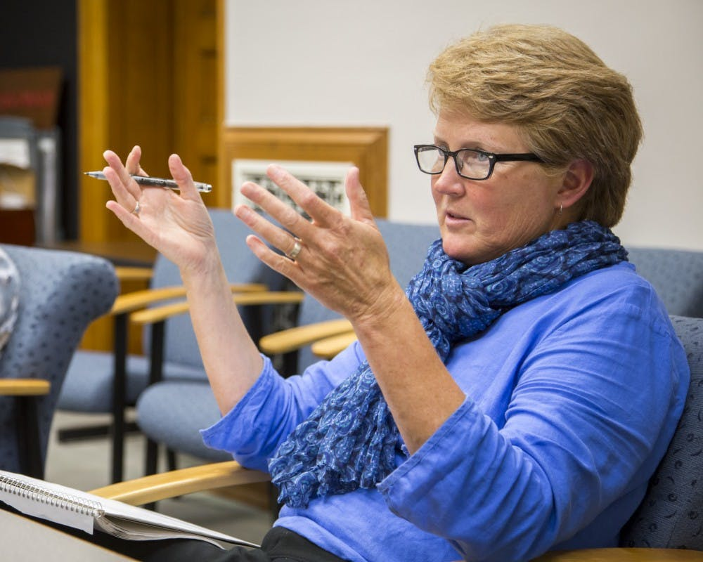 Dean of Students and Vice Provost for Student Life Lori Berquam contributed to a statement addressing sexual assault.