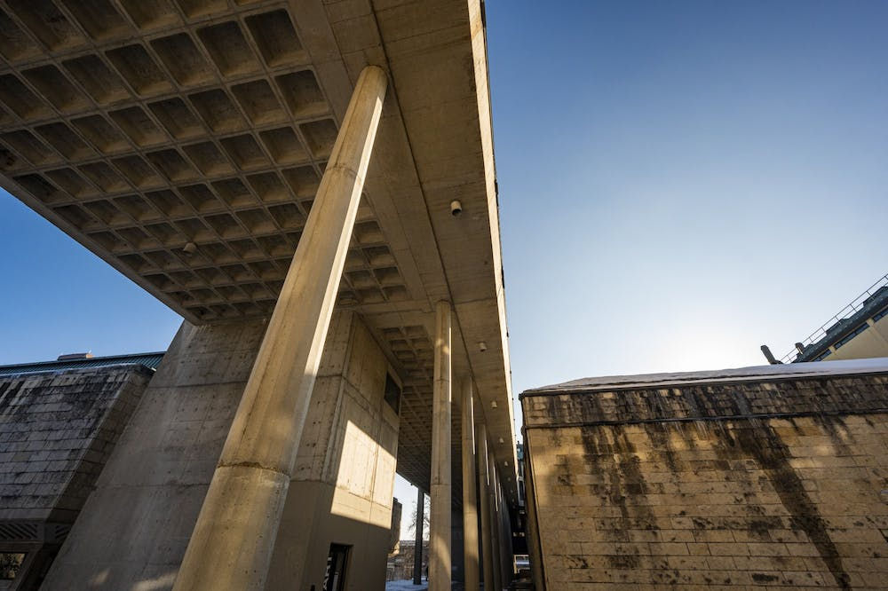 <p>Gov. Evers' proposal includes $88 million for a new Letters and Science academic building, which fits into the university's plan to demolish the Mosse Humanities Building. The project would include the demolition of two residence halls.&nbsp;</p>