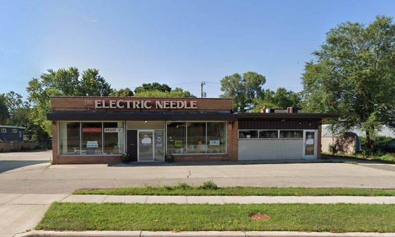 The Electric Needle is one of many Madison and Dane County businesses, foodbanks and community centers that have contributed to help out the community during the COVID-19 outbreak.