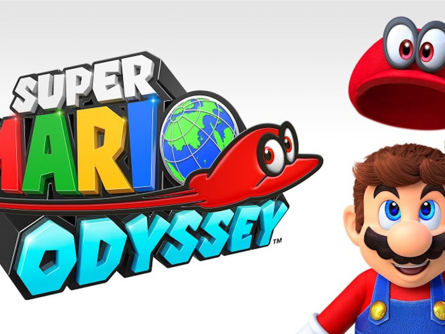 """""""Super Mario Odyssey"""" was released for the Nintendo Switch on Oct. 27."""