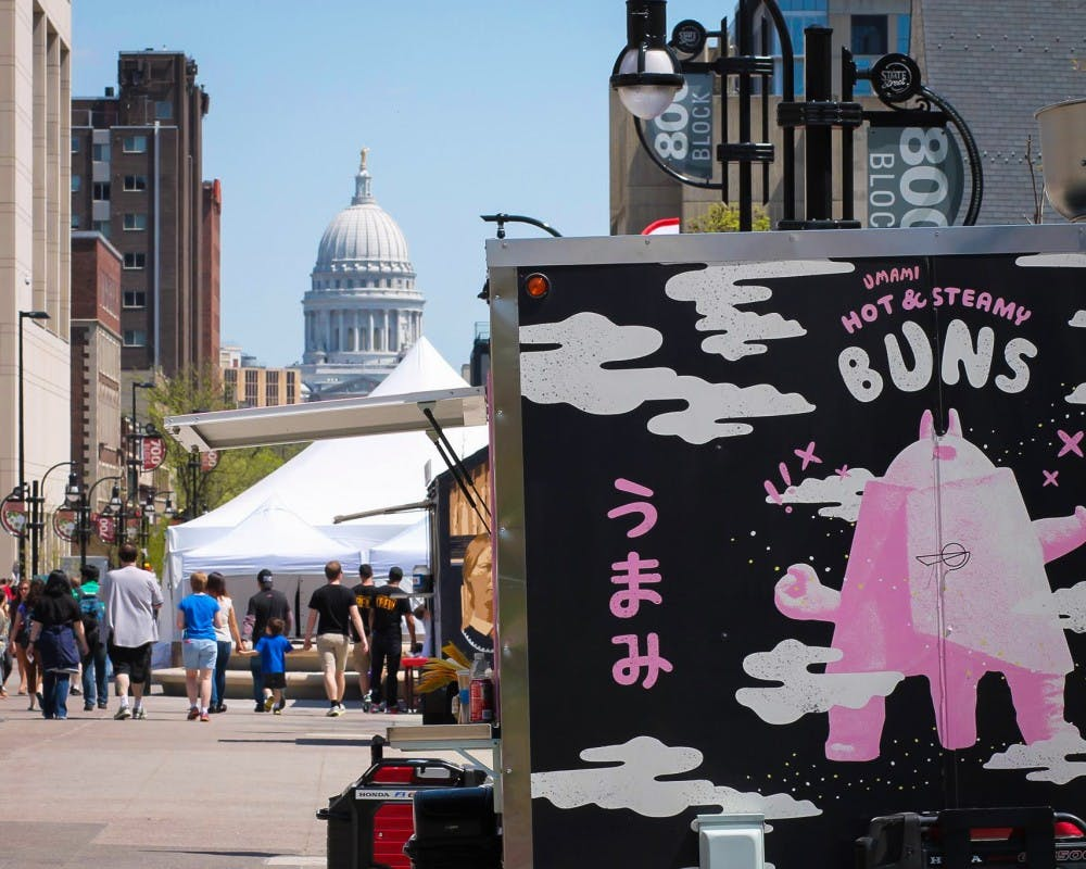 Vendors, including those on Library Mall, will experience an increase in fees if the ordinance passes.