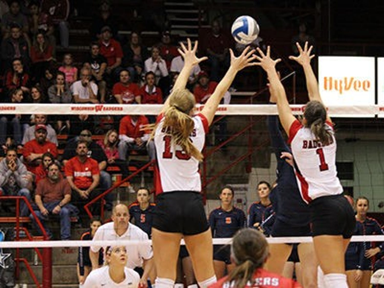 The Badgers are hoping to continue their success in the Big Ten against Rutgers and Illinois this week.