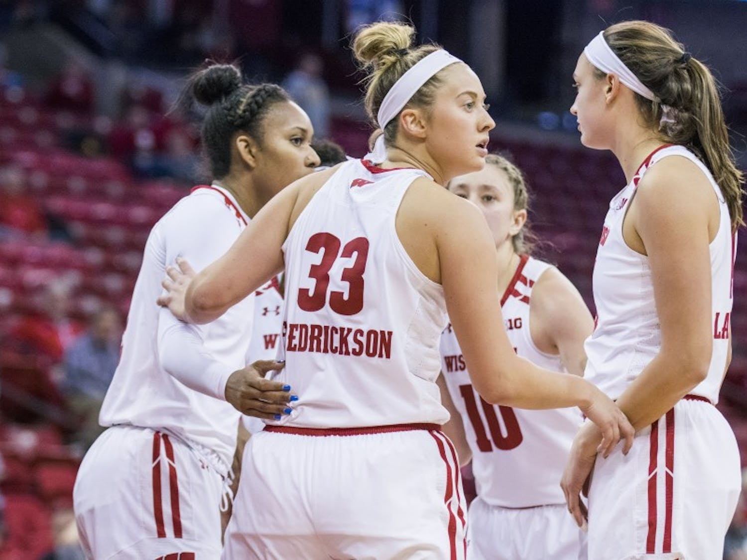 Wisconsin will have to stop Duke's well-rounded scoring attack to avoid its first home loss of the season on Wednesday.