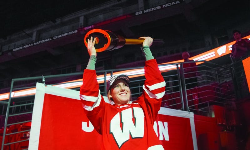 Senior forward Annie Pankowski went more than nine months without playing a competitive game after being cut from the U.S. Olympic team, but finished her season by scoring five goals in the NCAA Tournament.