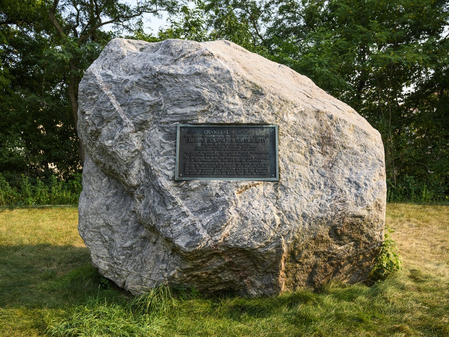 The rock was commonly referred to by a racial slur from the 1920s through the 1950s and long served as a symbol of racial oppression in the UW community.