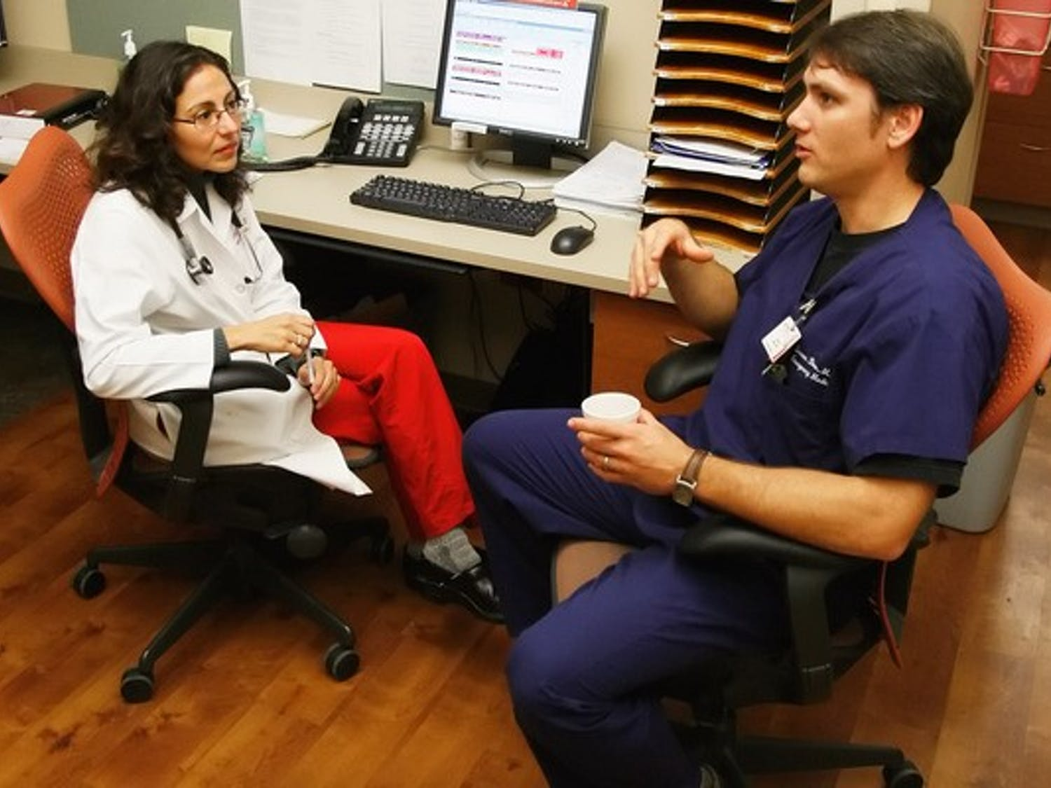 Fast Talk in the Emergency Department