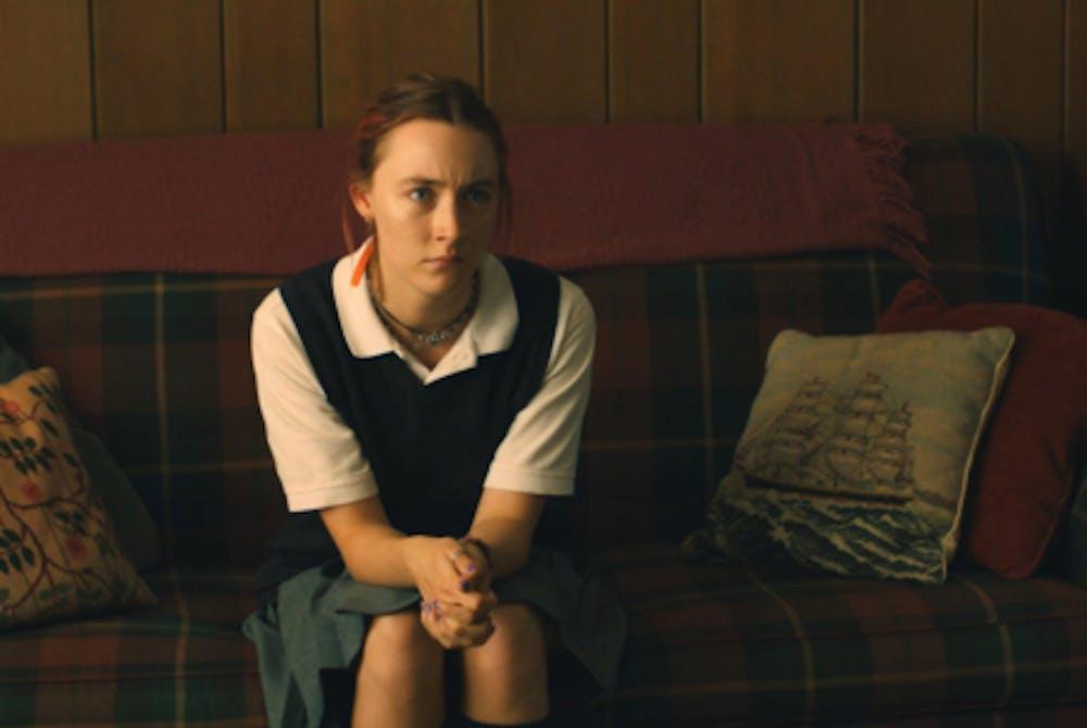 Saoirse Ronan stars as the titular character in Greta Gerwig's film.