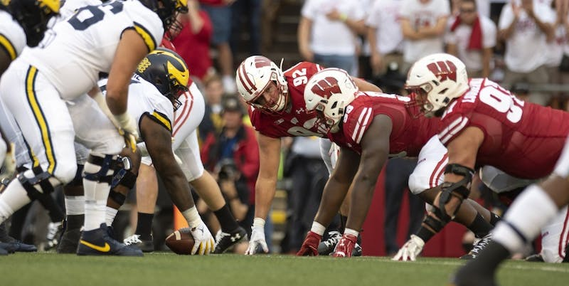 The Badger defense ranks tops in the entire country, propelling Wisconsin up the AP rankings.