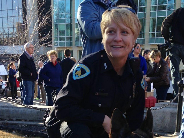 Madison Police Officer Carren Cororan
