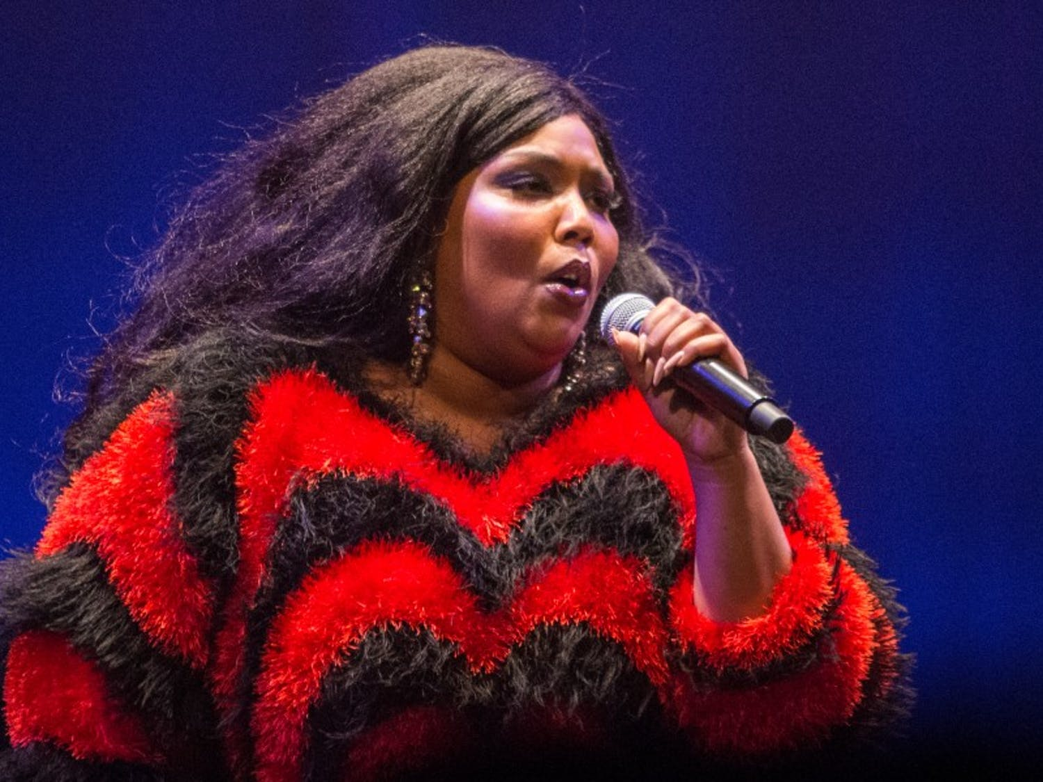 Lizzo created a welcoming space in her set for audience members.