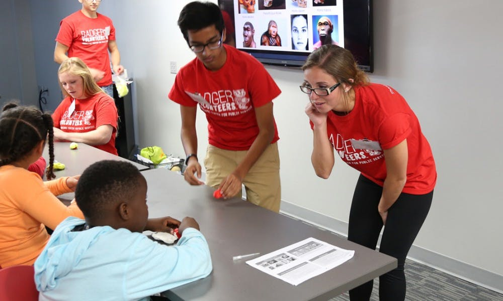 UW South Madison Partnership offers several programs, including the science outreach program Afterschool Expeditions, to reach more students in Madison.