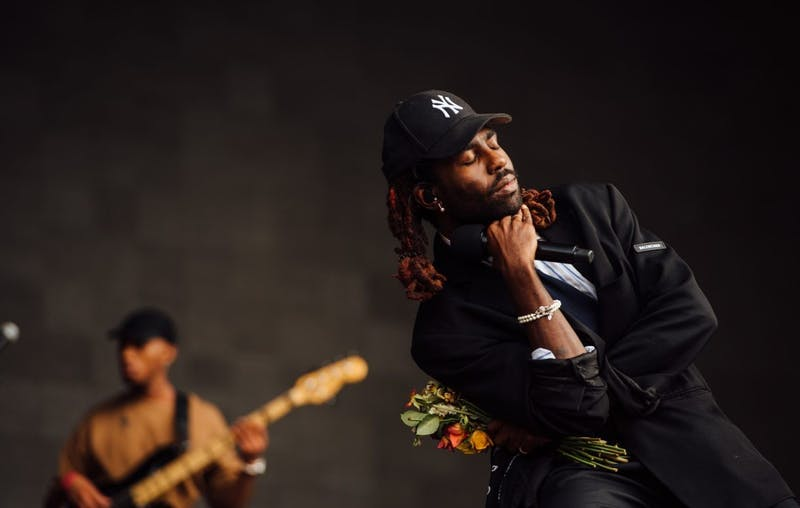 Dev Hynes, also known as Blood Orange and formerly Lightspeed Champion, has now released a combined eight albums under his three stage names since 2010.