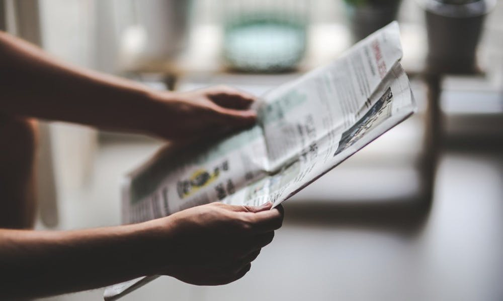 """<p>Media bias is often misunderstood to be """"favoring one side over the other"""", when in reality, the effects of bias are exacerbated by people's perceptions of truth&nbsp;</p>"""