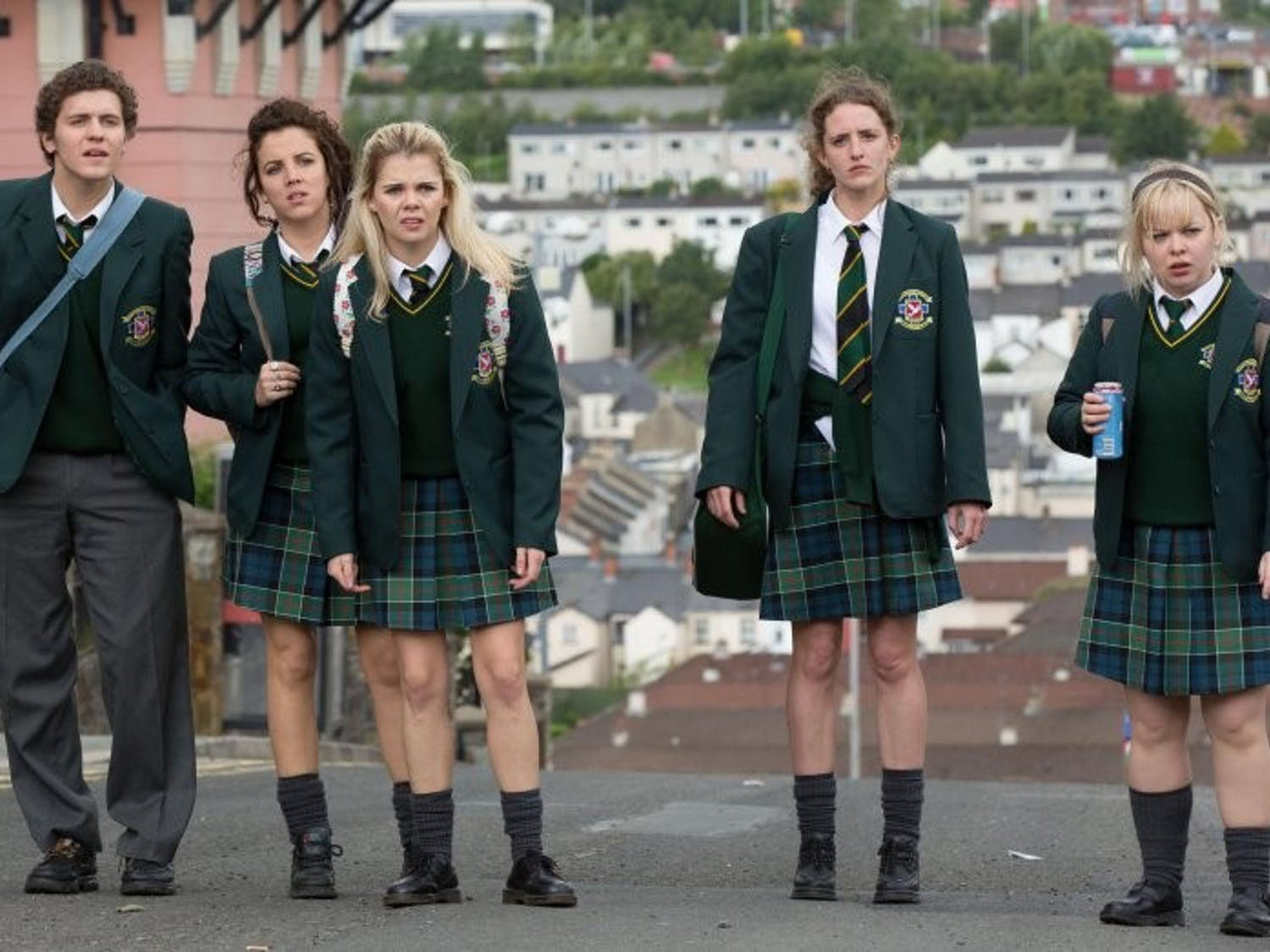 """Derry Girls"" explores the various dynamics of familial and friend relationships that celebrate love and feminism."