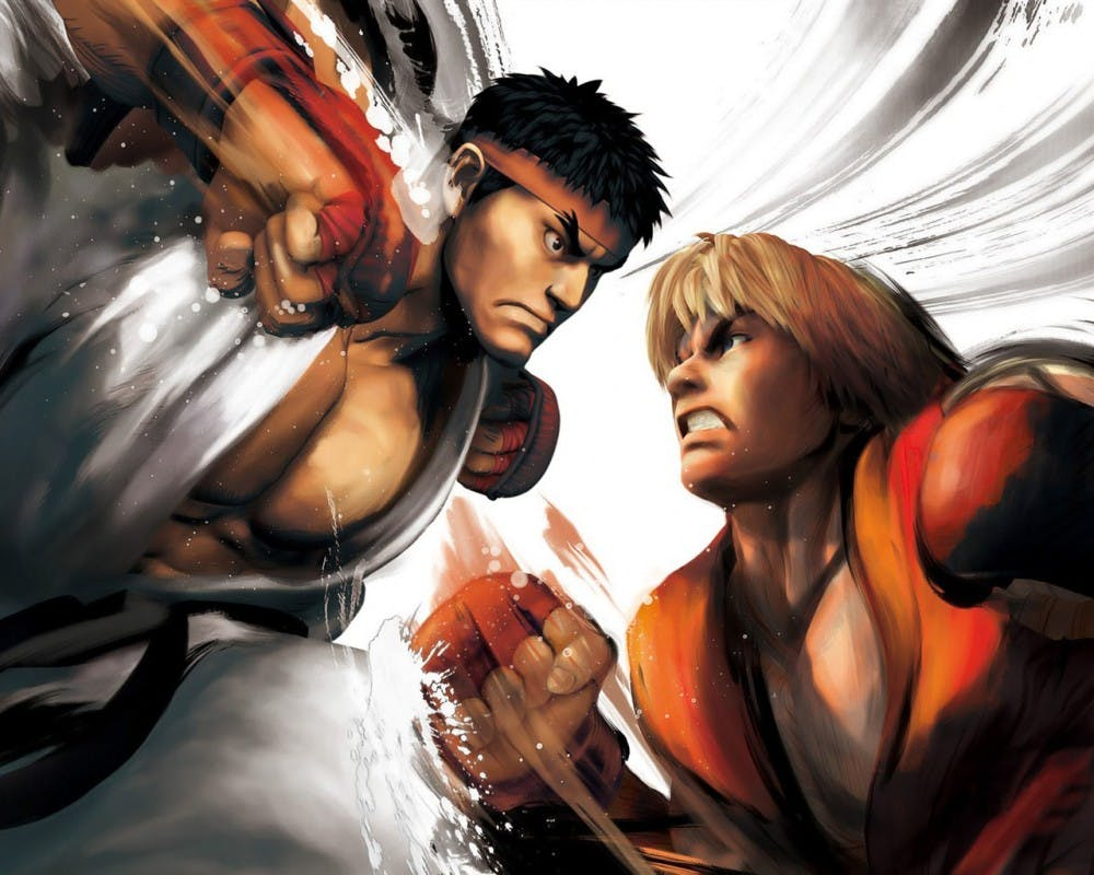"""""""Street Fighter"""" is one of the many fighting game franchises to make their way into mainstream culture."""