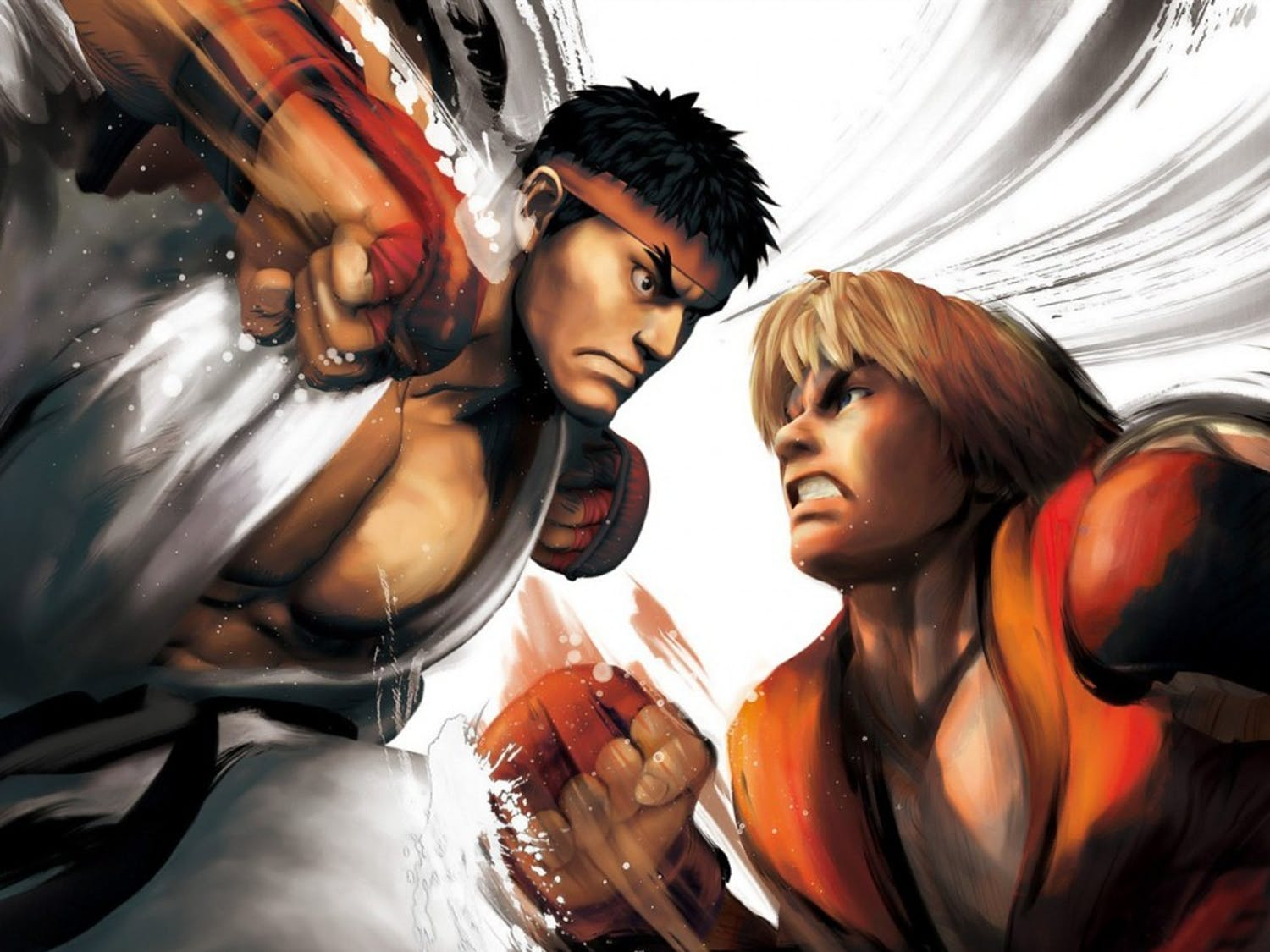 """Street Fighter"" is one of the many fighting game franchises to make their way into mainstream culture."