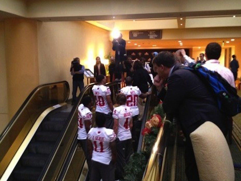 Rose Bowl Media Day