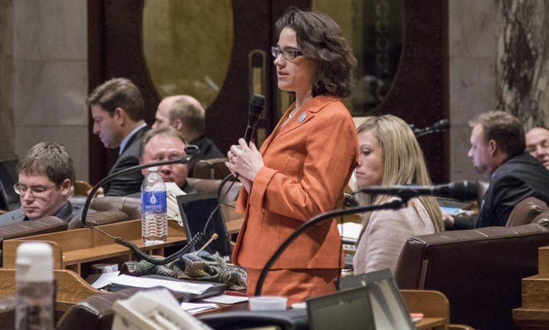 After a vast majority of those who could voted to show support for the legalization of cannabis in a series of midterm referenda, state Rep. Melissa Sargent has vowed to bring back legislation to expand cannabis' legal uses.