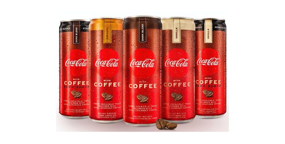 Coca Cola w/ Coffee