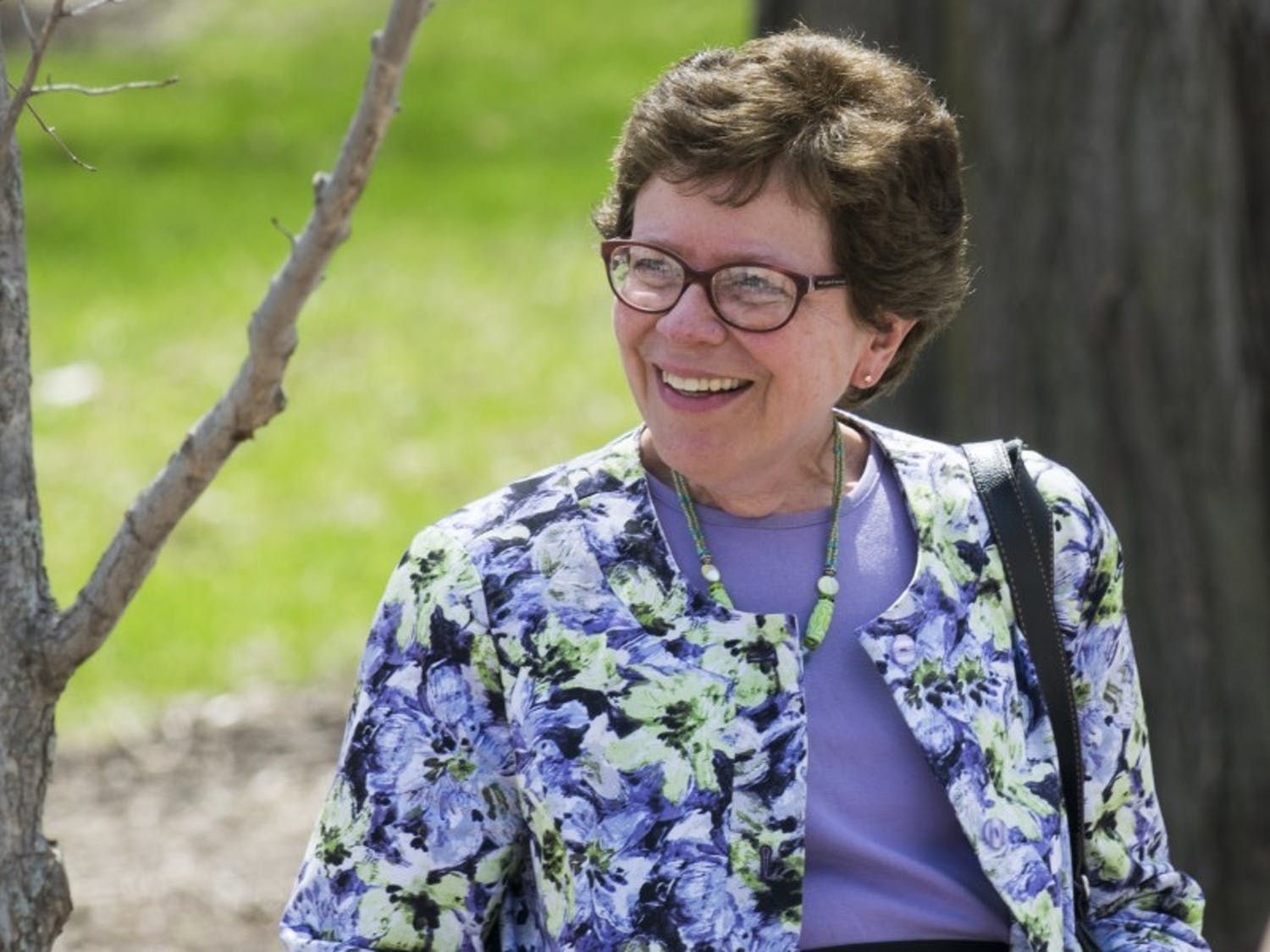 Chancellor Rebecca Blank will announce a proposal that would give first-generation transfer students free tuition for at least one year.