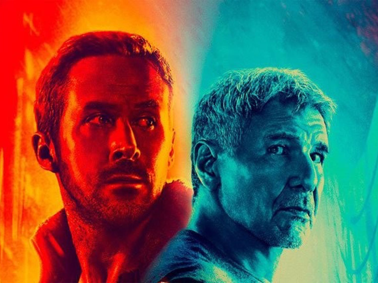 """Ryan Gosling and Harrison Ford star in """"Blade Runner 2049,"""" a follow-up to the 1982 original film."""