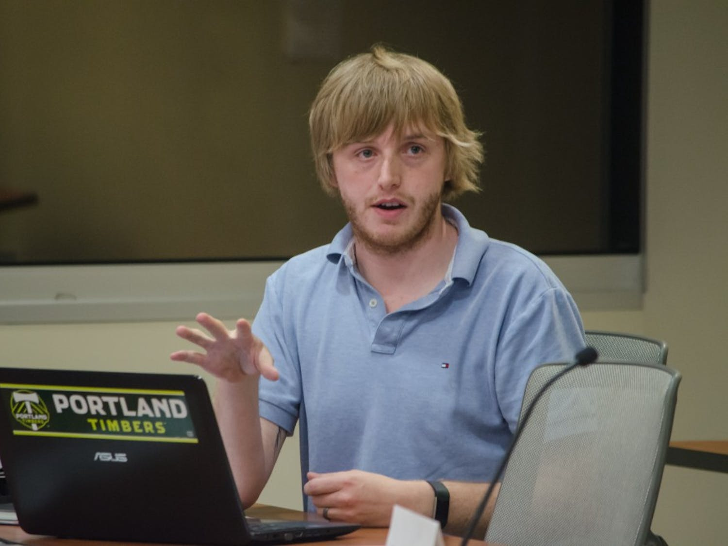 Two student orgs sue grant committee chair for revoked funding