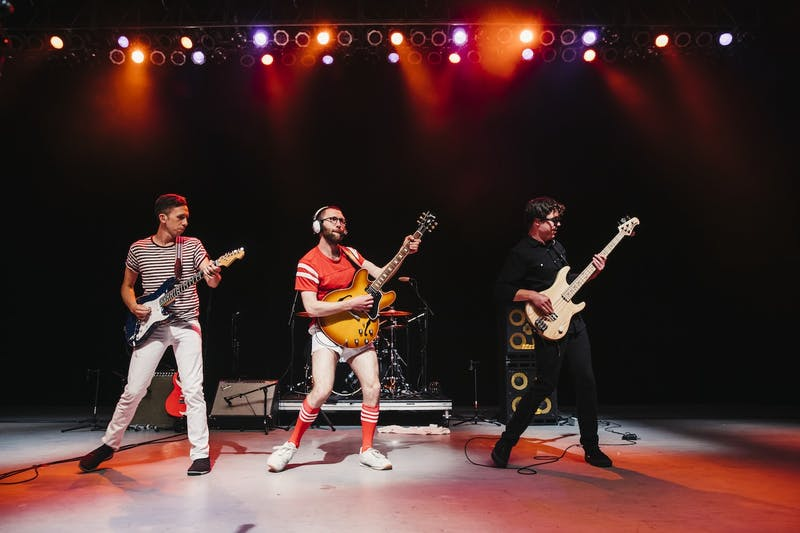 Vulfpeck is often considered a DIY kind of band, bending the rules and norms of creating moden music.