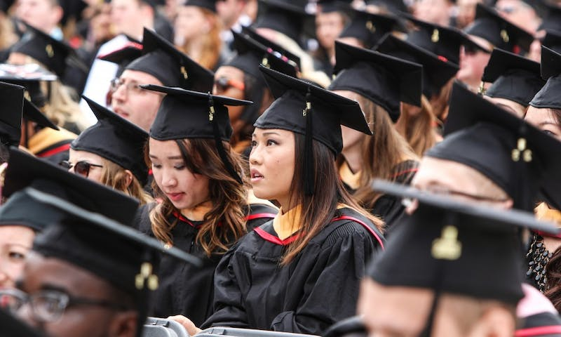 Graduation rates at UW-Madison have been steadily increasing over the past few years — and university officials attribute this to advising.
