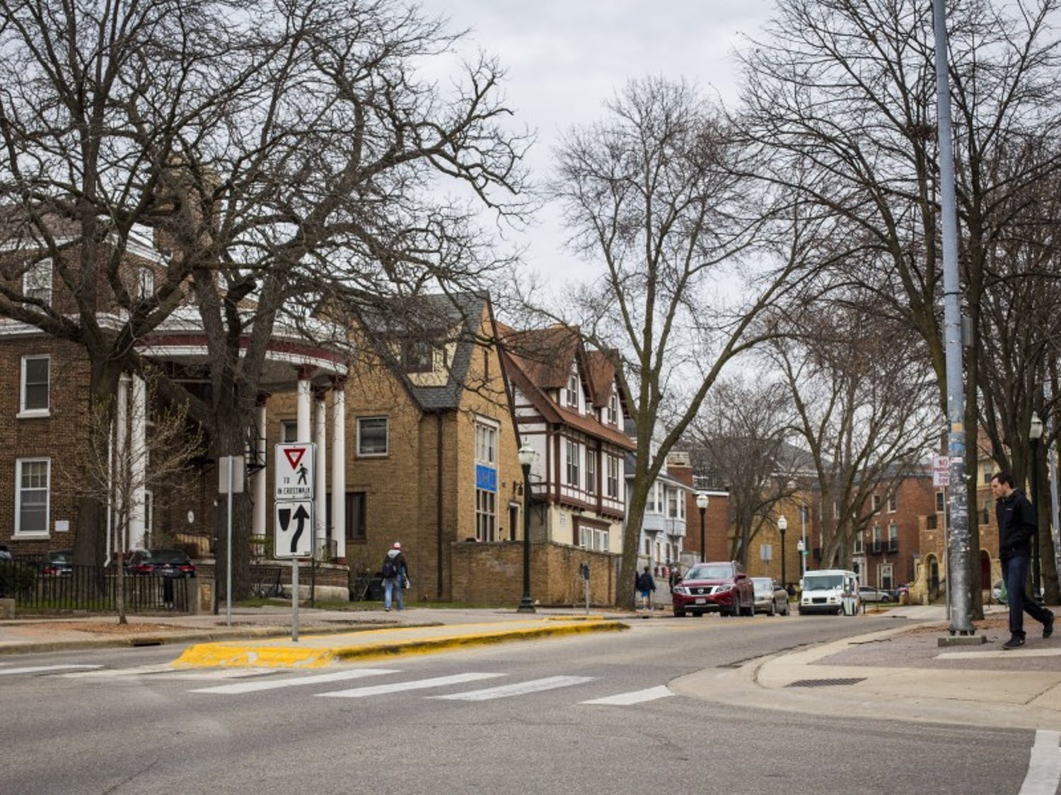 """A sexual assault occurred Sunday on Langdon Street, the same day members of """"We're Better Than That"""" - Men Against Sexual Assault posted a video about changing Greek life culture."""