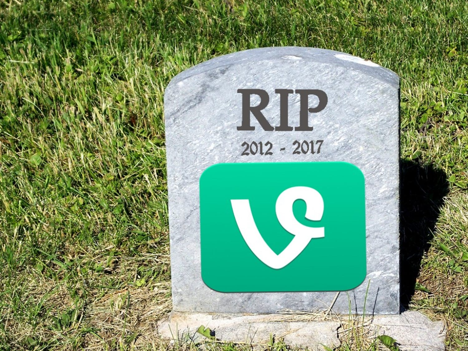 The death of Vine meant the death of life as we know it.