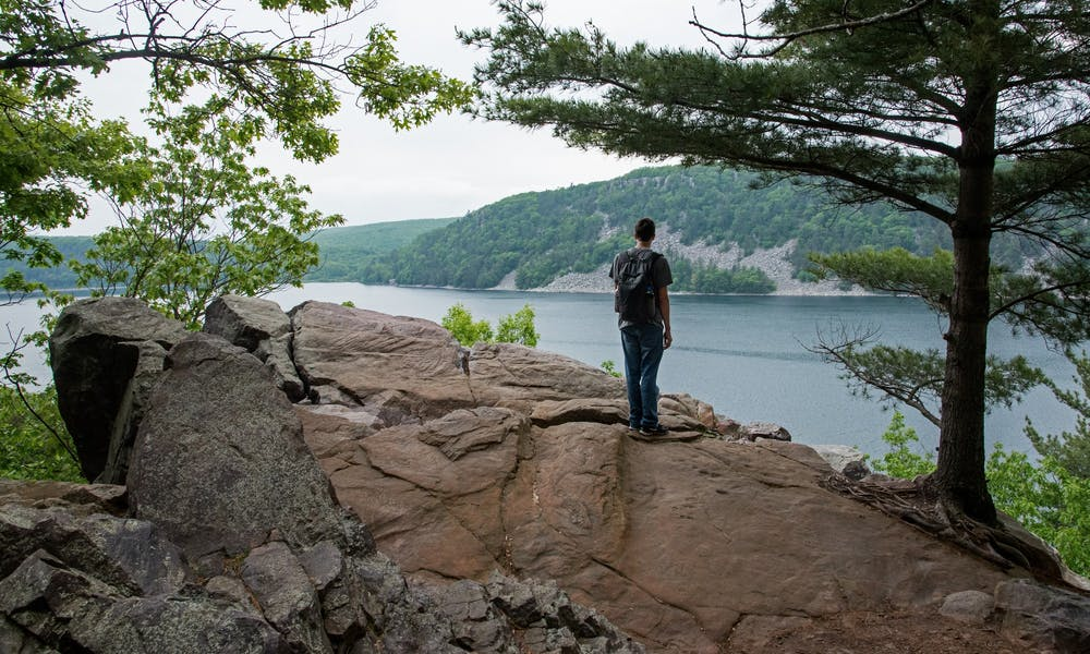 <p>As Wisconsin continues to enforce social distancing guidelines, Gov. Tony Evers ordered for several state parks, forests and recreational areas to be re-opened with limitations.&nbsp;</p>