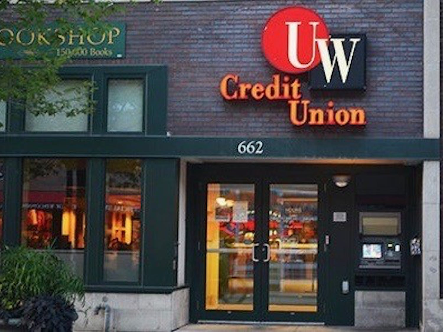 UW Credit Union contributes to scholarship fund that assists students who may not be able to financially assist themselves.