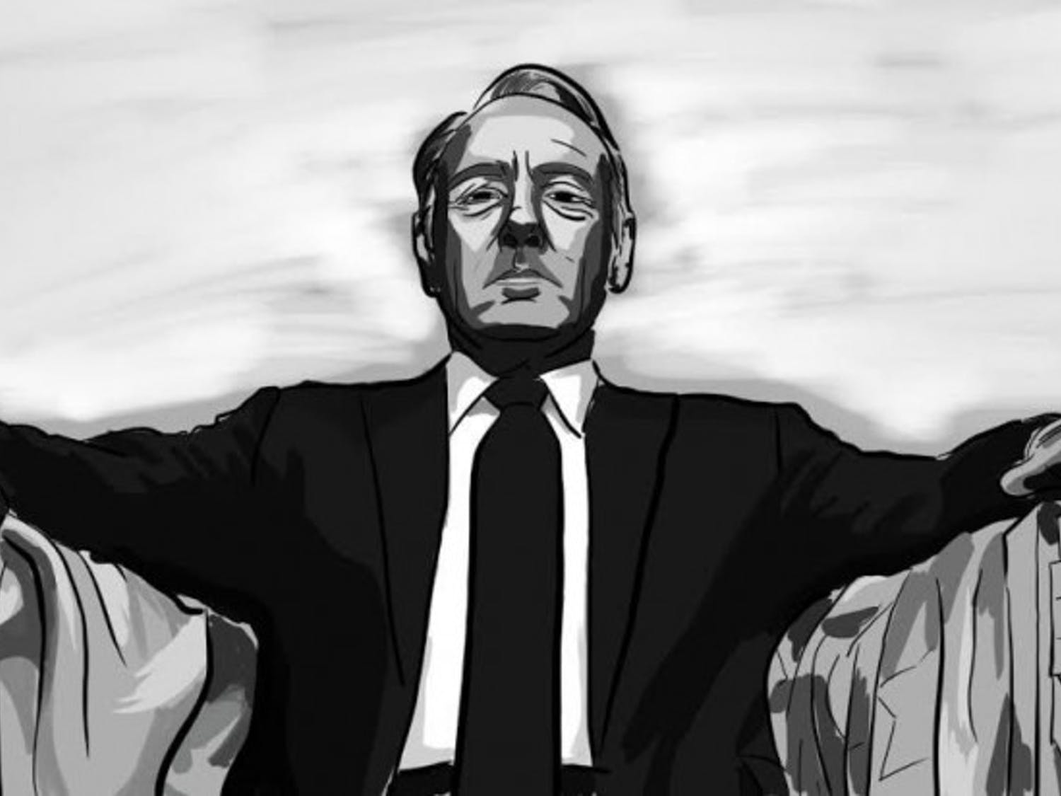 'House of Cards' Frank