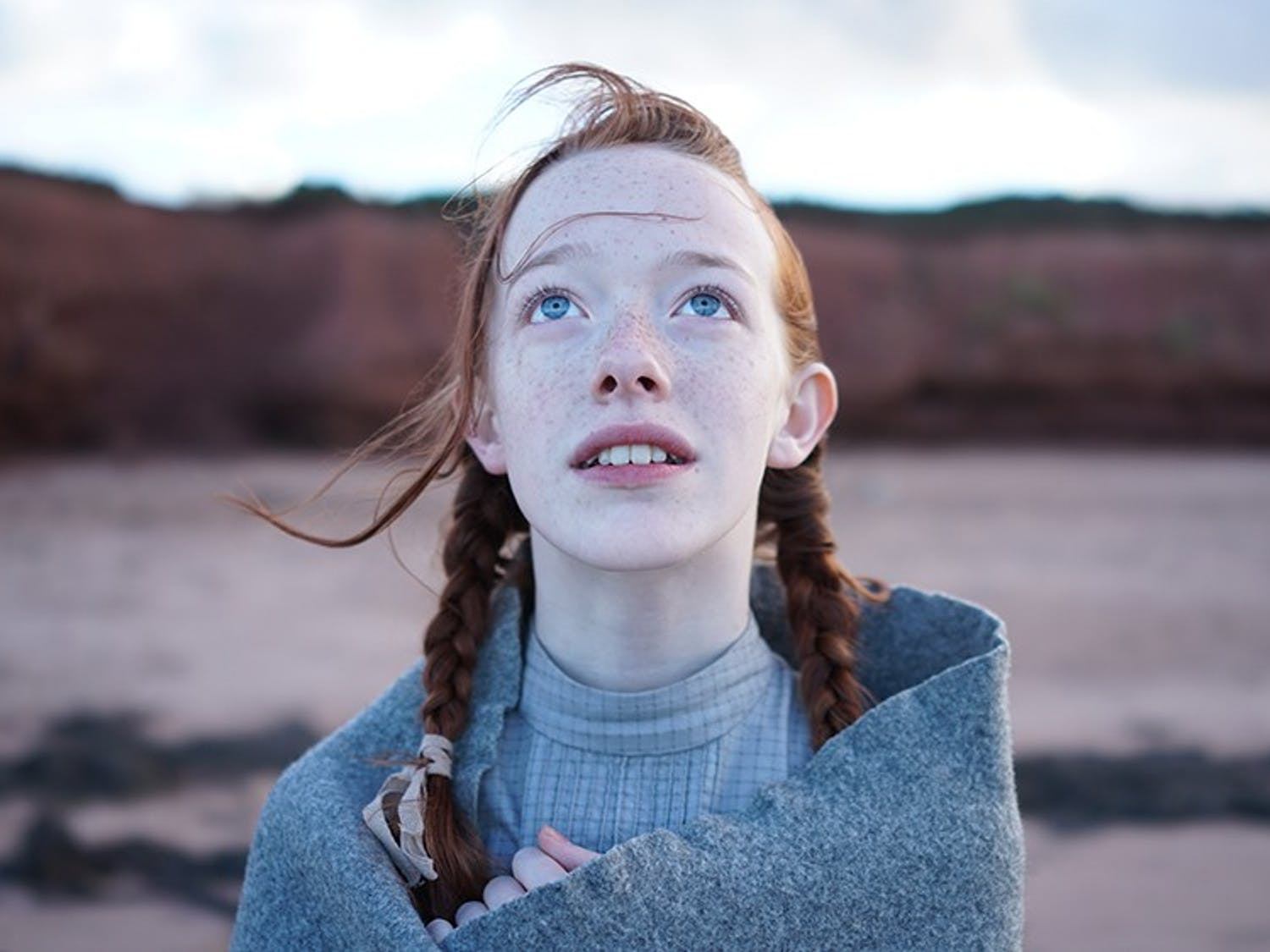 "Based on the 1908 novel ""Anne of Green Gables"", series star Amybeth McNulty shines brightly, presenting a fresh and relatable take on the classic character."